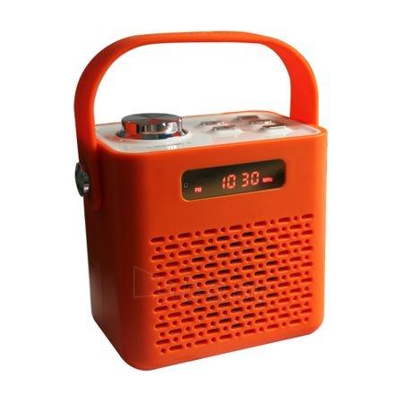 Garso kolonėlės Tellur Bluetooth Speaker Blues orange Paveikslėlis 1 iš 7 310820222283