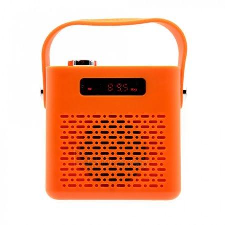 Garso kolonėlės Tellur Bluetooth Speaker Blues orange Paveikslėlis 2 iš 7 310820222283