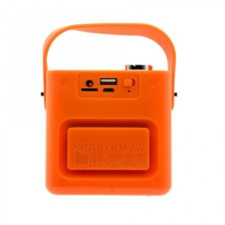 Garso kolonėlės Tellur Bluetooth Speaker Blues orange Paveikslėlis 3 iš 7 310820222283