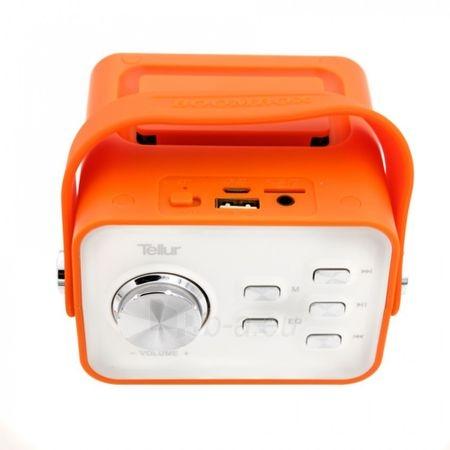 Garso kolonėlės Tellur Bluetooth Speaker Blues orange Paveikslėlis 5 iš 7 310820222283