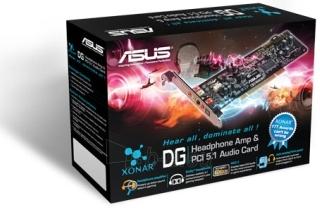 Asus Sound Card Xonar DG BOX Paveikslėlis 3 iš 3 2502552400056