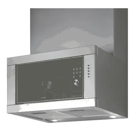 Garų surinktuvas Cata Chorus/A 2 in 1 Wall hood+microwave, Inox frame, 420 kub.m, 2x50 W Halogens, Outflow: 150/125mm Paveikslėlis 1 iš 1 250113001202