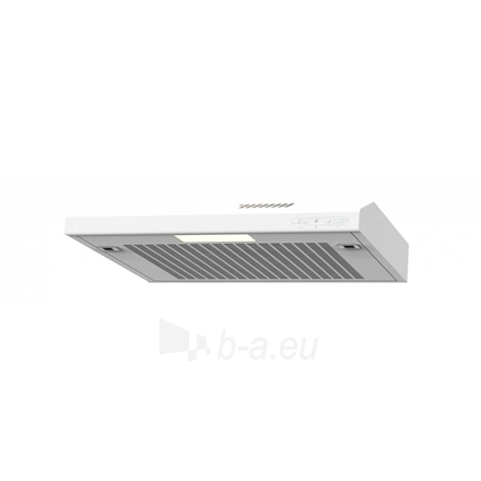 Steam collector CATA LF-2060 WH Wall mounted, Width 60 cm, 200 m³/h, White, Energy efficiency class D, 65 dB Paveikslėlis 2 iš 2 310820123115