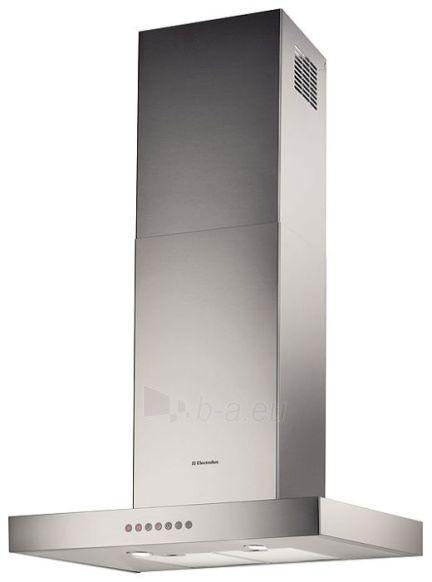 Tvaika nosūcējs Electrolux EFC60640X Paveikslėlis 1 iš 1 25113000509