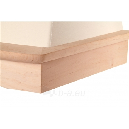 Garų surinktuvas Eleyus Tempo H 750 60 N, Ivory with not colored wood Wall hood Paveikslėlis 4 iš 10 2501130000816