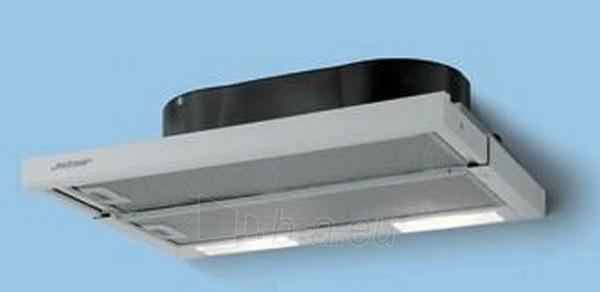 Tvaika nosūcējs JETAIR SLG GE 60 IX Paveikslėlis 1 iš 1 250113000489