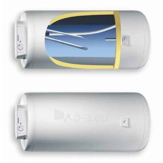 GBU 200 Elektrinis 200 l vandens šildytuvas Paveikslėlis 1 iš 2 271410000280