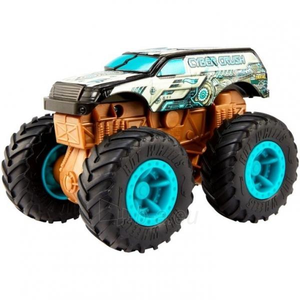 GCF94 / GCF97 Hot Wheels Mattel Monster Trucks Cyber Crush MATTEL Paveikslėlis 1 iš 3 310820252871