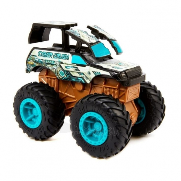 GCF94 / GCF97 Hot Wheels Mattel Monster Trucks Cyber Crush MATTEL Paveikslėlis 3 iš 3 310820252871