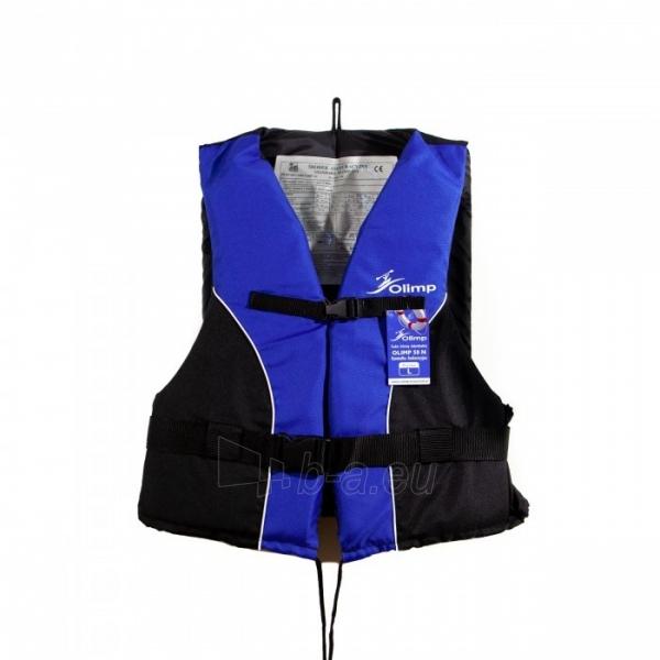 Gelbėjimosi liemenė Olimp 40N 50-60 кг, OL-BLUE-L Paveikslėlis 1 iš 1 310820249534