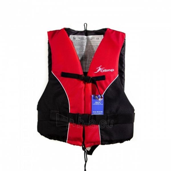 Gelbėjimosi liemenė Olimp 40N 50-60 кг, OL-RED-L Paveikslėlis 1 iš 1 310820249531
