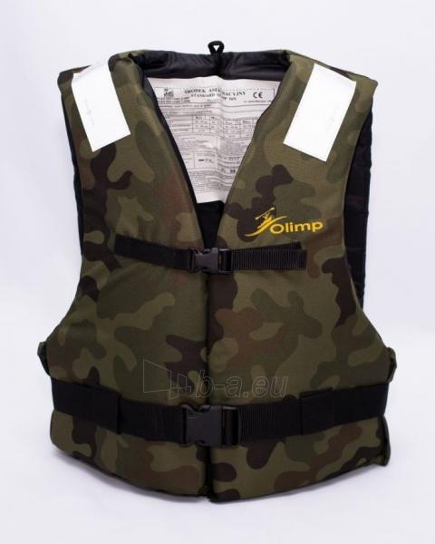 Gelbėjimosi liemenė Olimp 45N 60-70 кг, OL-CAMO-XL Paveikslėlis 1 iš 1 310820249530