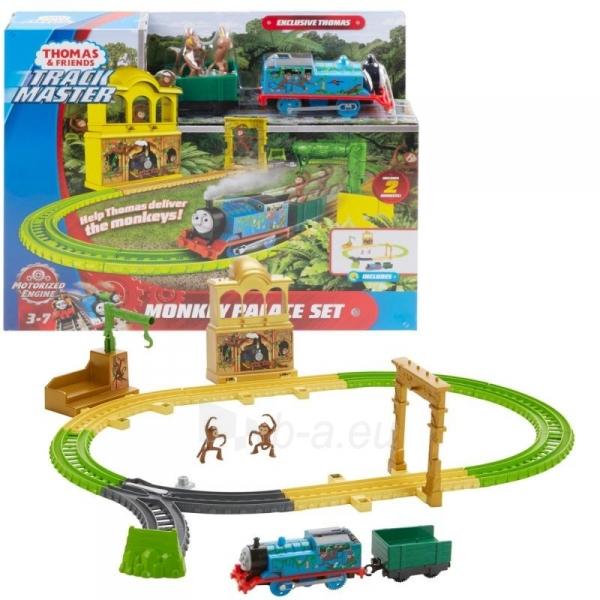 Geležinkelis FXX65 Fisher-Price Thomas And Friends Trackmaster Monkey Palace Paveikslėlis 1 iš 6 310820230583