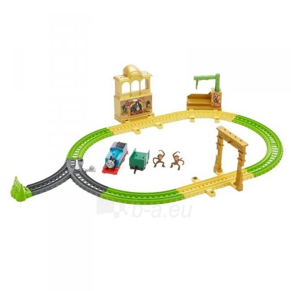 Geležinkelis FXX65 Fisher-Price Thomas And Friends Trackmaster Monkey Palace Paveikslėlis 2 iš 6 310820230583