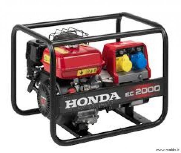 Generatorius Honda EC 2000 Paveikslėlis 1 iš 1 310820049885