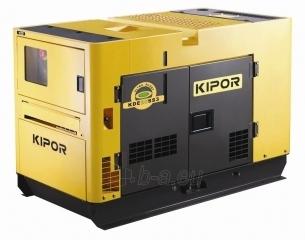 KIPOR KDE20SS3 (13.6 kW; 1500 aps.) Paveikslėlis 1 iš 1 225281000070