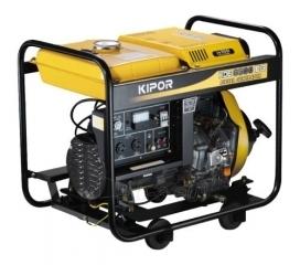 KIPOR KDE6500E3 (5.5 kW) Paveikslėlis 1 iš 1 225281000093