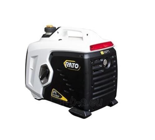 Generatorius RATO R1250iS-3 Paveikslėlis 3 iš 4 310820242611