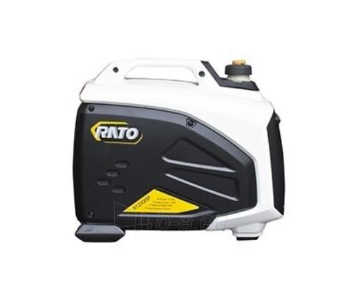 Generatorius RATO R1250iS-3 Paveikslėlis 4 iš 4 310820242611