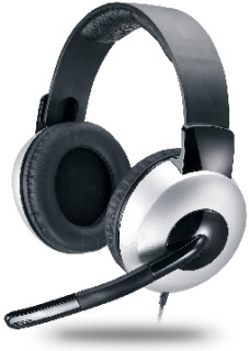 Genius ausinės HS-05A (su mikrofonu) Paveikslėlis 1 iš 1 250255091037