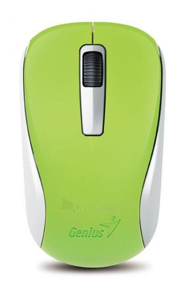 Genius optical wireless mouse NX-7005, Green Paveikslėlis 1 iš 2 310820013715