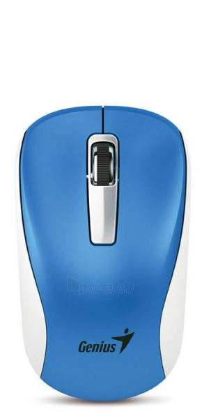 Genius optical wireless mouse NX-7010, Blue Paveikslėlis 1 iš 2 310820013719