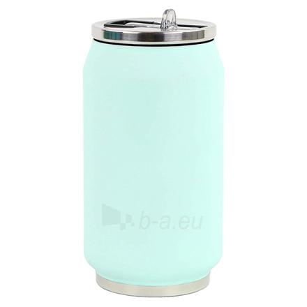 Gertuvė Yoko Design Soft Touch 1709 Isotherm tin can, Soft Mint, Capacity 0.28 L Paveikslėlis 1 iš 1 310820219642