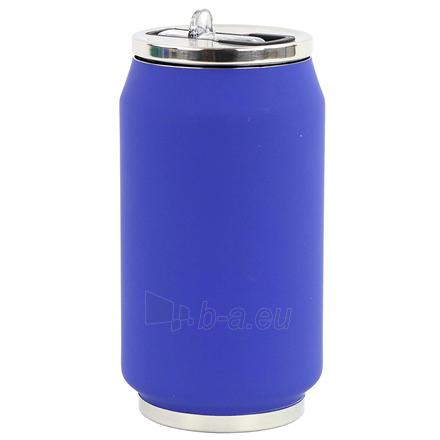Gertuvė Yoko Design Soft Touch 1713 Isotherm tin can, Night blue, Capacity 0.28 L Paveikslėlis 1 iš 1 310820219644