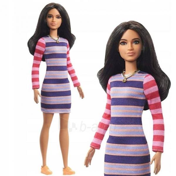 GHW61 Barbie Fashionistas MATTEL Paveikslėlis 3 iš 6 310820252927