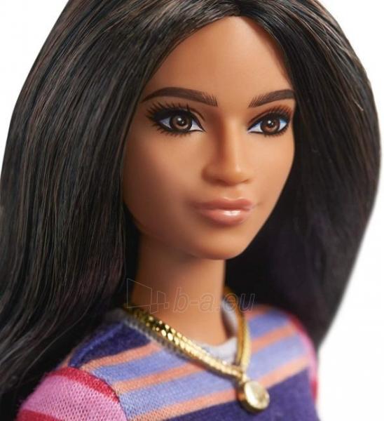 GHW61 Barbie Fashionistas MATTEL Paveikslėlis 5 iš 6 310820252927