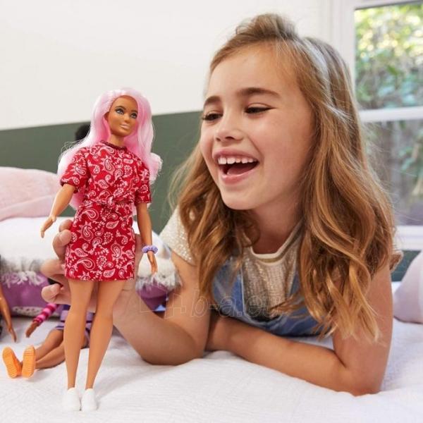 GHW65 Barbie Fashionistas MATTEL Paveikslėlis 3 iš 4 310820252928