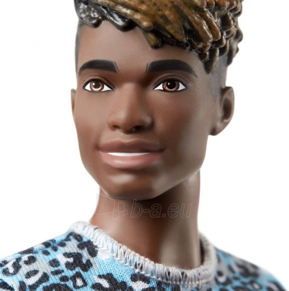 GHW69 Barbie Ken Fashionistas MATTEL Paveikslėlis 6 iš 6 310820252926