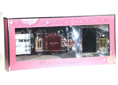 Gift Collection Ladies Fragrance Collection miniatures 3 Paveikslėlis 1 iš 1 250811001749