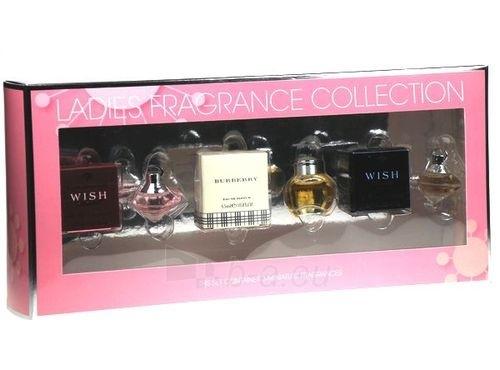 Gift Collection Ladies Fragrance Collection miniatures 4 Paveikslėlis 1 iš 1 250811001750