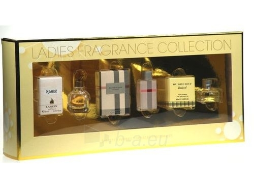 Gift Collection Ladies Fragrance Collection miniatures 7 Paveikslėlis 1 iš 1 250811001753