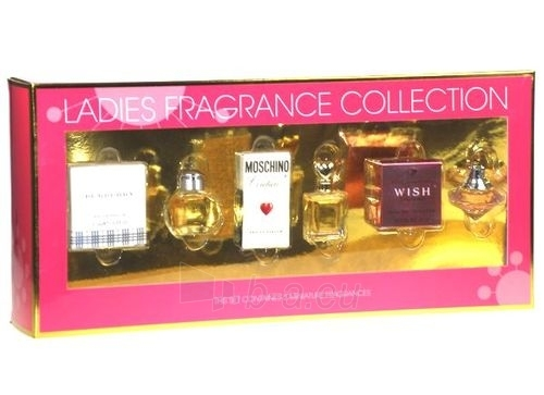 Gift Collection Ladies Fragrance Collection miniatures 8 Paveikslėlis 1 iš 1 250811001754