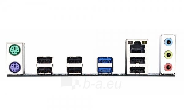 Gigabyte GA-970A-DS3P, 970, DualDDR3-1866, SATA3, RAID, ATX Paveikslėlis 2 iš 2 250255051602