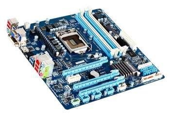 GIGABYTE S1155 Z68 SATA6 USB3 HDMI MATX Paveikslėlis 1 iš 1 250255050588