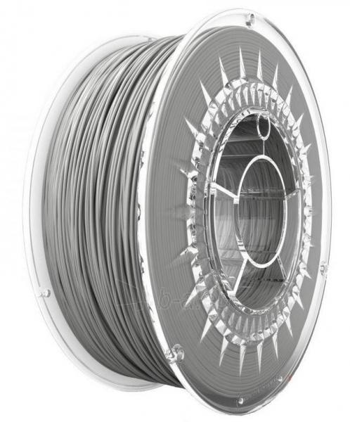 Gija 5PACK Filament DEVIL DESIGN / PETG /BLACK/WHITE/GRAY/TRAN/RED /1,75mm /5x1 kg. Paveikslėlis 3 iš 5 310820167046