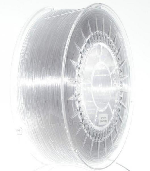 Gija 5PACK Filament DEVIL DESIGN / PETG /BLACK/WHITE/GRAY/TRAN/RED /1,75mm /5x1 kg. Paveikslėlis 5 iš 5 310820167046