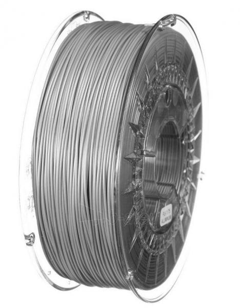 Gija 5PACK Filament DEVIL DESIGN / PLA /BLACK/WHITE/GRAY/NAVY/A1U/ 1,75 mm /5x1 kg. Paveikslėlis 5 iš 5 310820167044