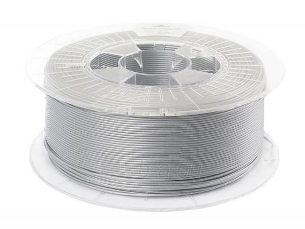 Gija Filament SPECTRUM / PLA / SILVER METALLIC / 1,75 mm / 1 kg Paveikslėlis 2 iš 4 310820167034