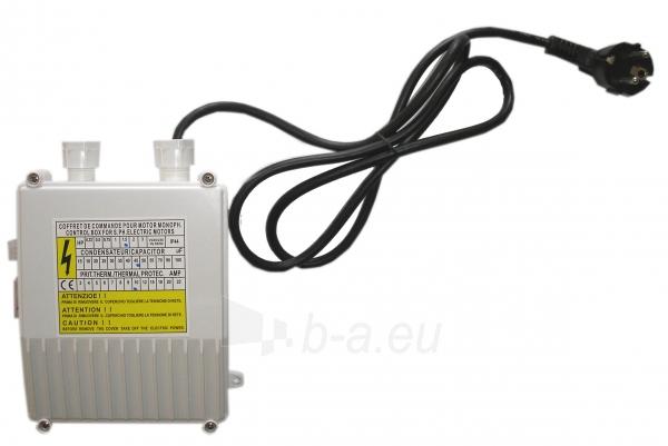 Giluminis elektrinis vandens siurblys E3SDM208 Paveikslėlis 1 iš 4 270832000146