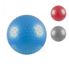Gimnastikos ir masažo kamuolys Raudonas Paveikslėlis 1 iš 1 310820218670