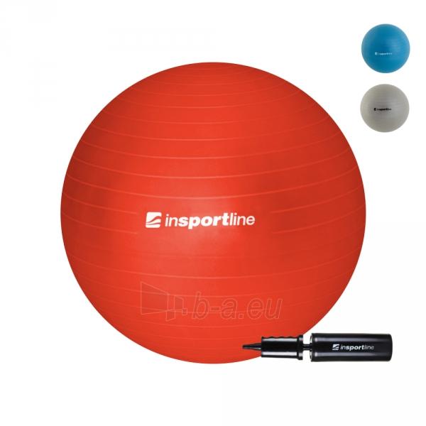 Gimnastikos kamuolys inSPORTline Top Ball 75 cm Paveikslėlis 1 iš 7 250520103041