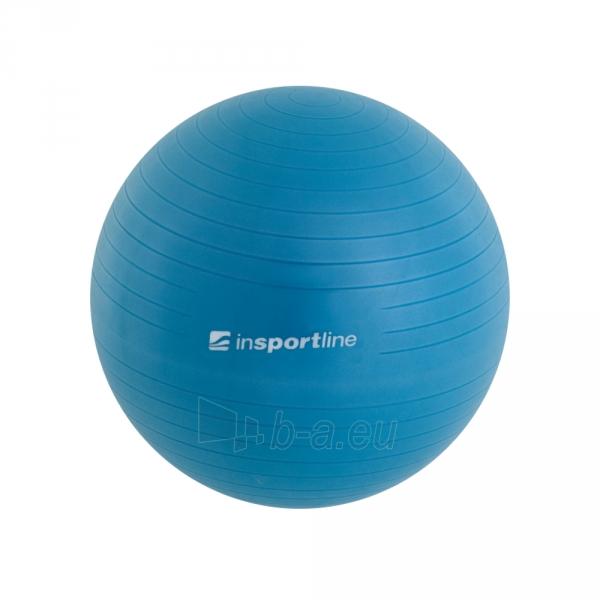 Gimnastikos kamuolys inSPORTline Top Ball 75 cm Paveikslėlis 2 iš 7 250520103041