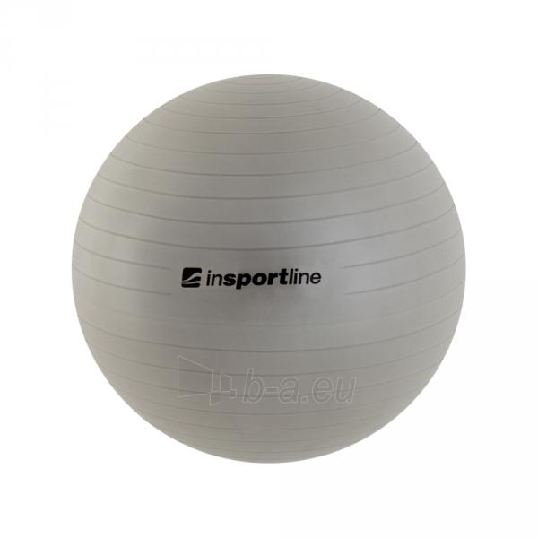Gimnastikos kamuolys inSPORTline Top Ball 75 cm Paveikslėlis 5 iš 7 250520103041