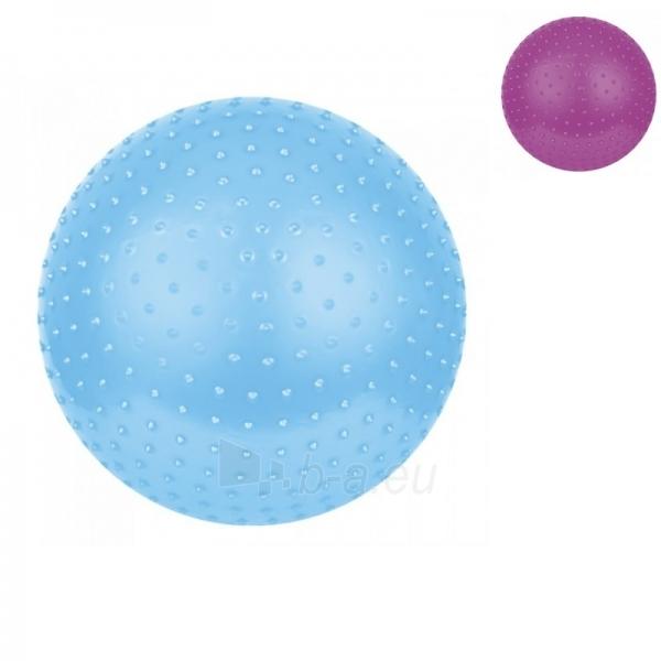 Gimnastikos kamuolys SAGGIO FIT 65 cm Paveikslėlis 1 iš 3 250620200139