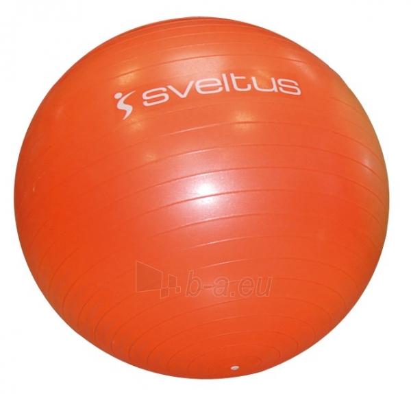 Gimnastikos kamuolys Sveltus 55cm orange Paveikslėlis 1 iš 1 310820027586
