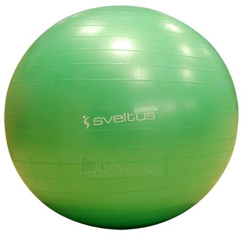 Gimnastikos kamuolys Sveltus 65cm green Paveikslėlis 1 iš 1 310820027566